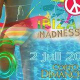 DJ Energy presents Energetic 046 live at Corto Dimanche Ibiza Madness 2-7-16