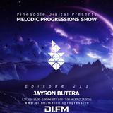 Melodic Progressions Show @ DI.FM Episode 211 - Jayson Butera