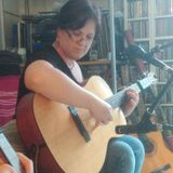 Ange Hardy (acoustic & loopless) in session for Roots & Fusion June 2016