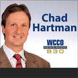 3-30-18 Chad Hartman Show 12p: Scientology in Minnesota