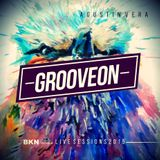 GROOVEON  SESSIONS - AGUSTIN VERA - MAYO 2015