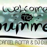 Mix Summer 2015 - Dj Diego & Dj Daniel Roma
