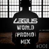 @Legius - World Promo Mix #001 - 18-03-2013