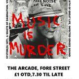 Music is Murder 27/11