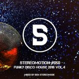 Funky Disco House 2018 Vol. 4 - Stereomotion 050