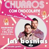 Sesión Churros con Chocolate 18/04/16