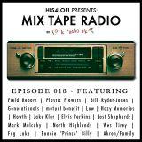 Mix Tape Radio on Folk Radio UK | EPISODE 018
