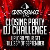 Amnesia DJ Competition Jay de la Haye