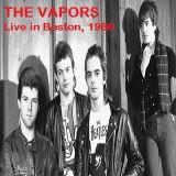 "The Vapors ""Live In Boston 1980"""