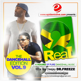 2real Vol.9 2017 Dancehall Mix edation (raw mix)