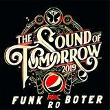 Pepsi MAX The Sound of Tomorrow 2019 – FUNKROBOTER