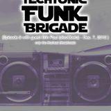 Techtonic Funk Brigade: episode #8 with guest DJ Erin Paul (discObeta)