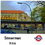 Sinnerman @ Indiegroundradio.com Sat 19.11.16