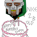 MF DOOM Belated Birthday Mix