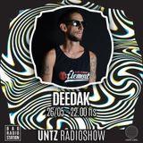 Untz Radioshow 2018 - Deedak