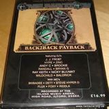 DJ Brockie One Nation BACK2BACK Payback 30th August 1997
