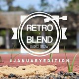 Retro Blend Radio Show #JanuaryEdition