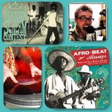 Tropical Beats Analog Africa tribute & All vinyl Brazil, Latin Mister Mumbles special 21 11 13