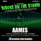 AAMES live @ 5 YEARS RIDERS ON THE STORM / CLUB MOBILAT 05022016