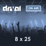 Drival On Air 8x25