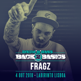 "FRAGZ ""Back2Basics Drum&Bass"" Promo Mix"
