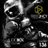 FreeQNCY PODCAST #136 GUEST MIX AUDIOBOX