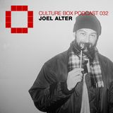 Culture Box Podcast 032 - Joel Alter