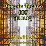 Deep in Techno 007 (01/2017)