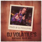 Switch | Volatile's Birthday Bash | DJ Middleman's R&B Mix