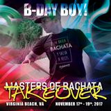 Masters of Bachata Takeover 2017 MOB Mix