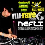 NEFTI Guest Mix + Interview @ GL0WKiD GenerationX [RadioShow] - Nu-Rave Radio (20Feb.2014)