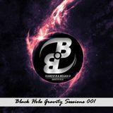 Marco B. & Bojan B. Black Hole Gravity Sessions 001