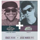 DJ CRAZE & JESSE MARCO 02.10.2012 @ Tube Station