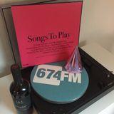 """Songs To Play"", Geburtstagsausgabe 13. Dezember 2018, Erstausstrahlung: 674.fm"