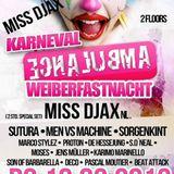 Dj Proton @ Ambulance Club Cologne 2012-02-16 Carnival