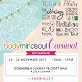 Body Mind Soul Carnival on AFO LIVE