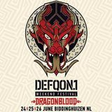 Promo @ Defqon.1 Weekend Festival 2016 - Gold Stage