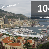Oscar Neuman - Sunday Mix 104 (30.09.2012) (Progressive Trance Summer 2012)