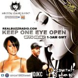 KEEP ONE EYE OPEN WED SHOW PART 2 10 2 2016