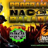 Programa Na Balada com Dj Vagner Mix - DJ Convidado DJ CW  (PA) (Edição 17)