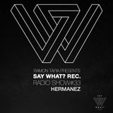 Say What? Podcast 033 with Hermanez