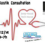 Dr Kostik Consultation inspired by Apolline Vinci 07/12/14 @ RPL99FM