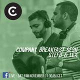 Breakfast Sesh - FB Live - STEFB & LEX