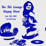 Tiki Lounge Happy Hour from 9/20/2019.