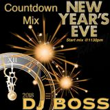 Countdown Mix to 2018_Start at 1130pm