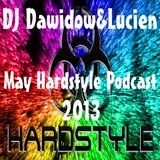 DJ Dawidow&Lucien - May Hardstyle Podcast 2013