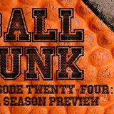 Ball Junk Podcast Episode 24: NBA Season Preview 2016-2017