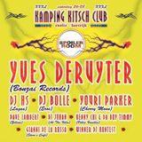 """Youri Parker at """"Spoiler Room"""" @ Kamping Kitsch Club XXL (Kortrijk - Belgium) - 26 August 2017"""