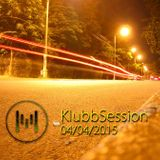 KlubbSession (04.04.2015)