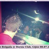 Kike Reigada @ Dorsia Club Gijón (08.07.2012)
